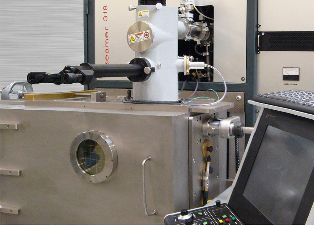 Electron Beam Equipment Eb Welding Machines Electron